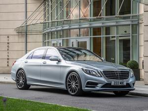 Mercedes Clase S500 Plug-In Hybrid AMG Sports Package W222 2014