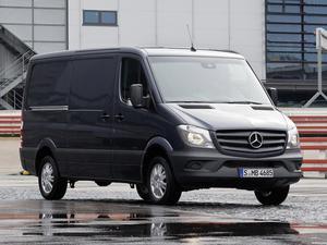 Mercedes Sprinter Van 2013