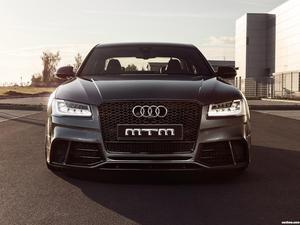 MTM Audi S8 D4 2014