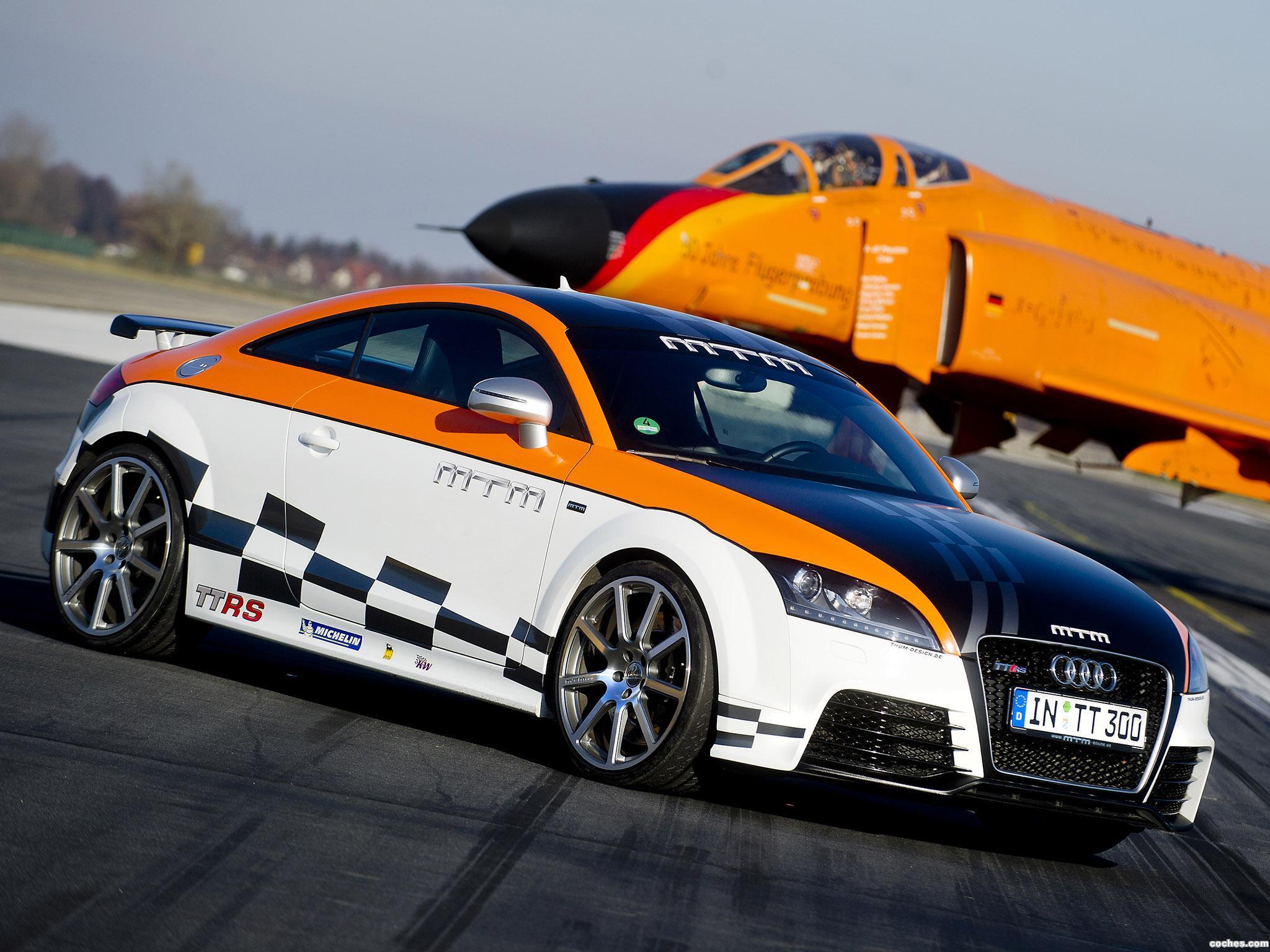 Fotos De Audi Mtm Ttrs Clubsport 2011