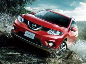 Nissan X-Trail Japan 2014