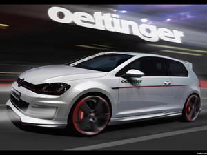 Oettinger Volkswagen Golf GTI 2013