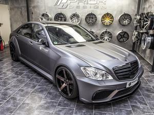 Prior Design Mercedes Clase S Back Edition V3 Widebody Aero 2014