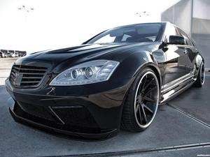 Prior Design Mercedes Clase S V2 Widebody W221 2014