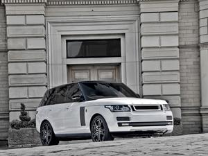Project Kahn Land Rover Range Rover Vogue Signature Edition 2013