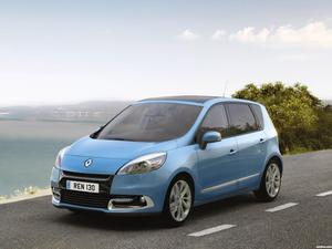 Renault Scenic UK 2012