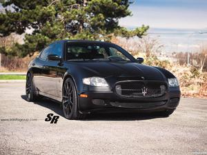 SR Auto Maserati Quattroporte Project Black Diamond 2013