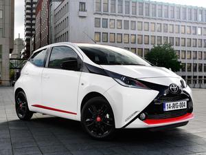 Toyota Aygo 5 puertas X-Cite 2014