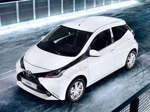 Toyota Aygo x-play 5 puertas 2014