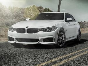 Vorsteiner BMW Serie 4 435i Alpine White F32  2014