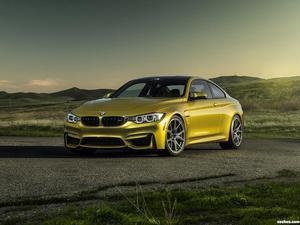 BMW Vorsteiner M4 2014