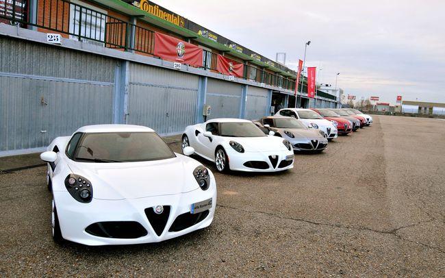 Alfa Romeo 4C prueba 01