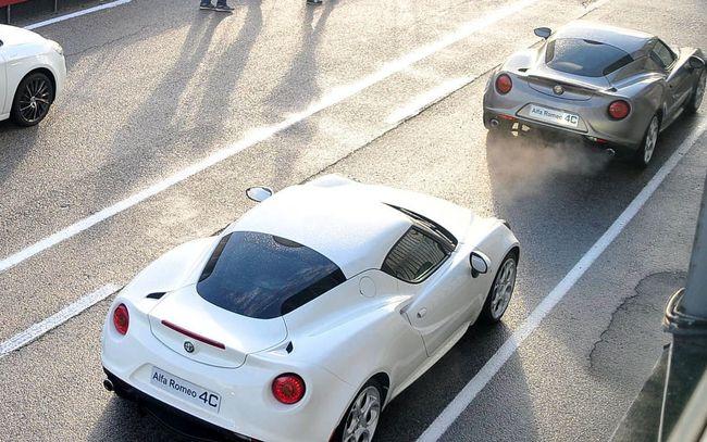 Alfa Romeo 4C prueba 02