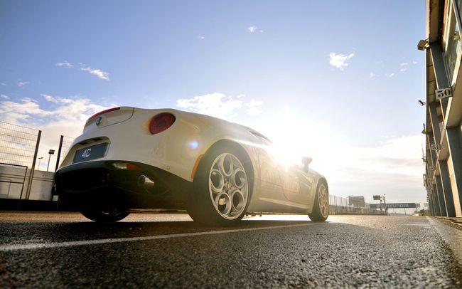 Alfa Romeo 4C prueba 05