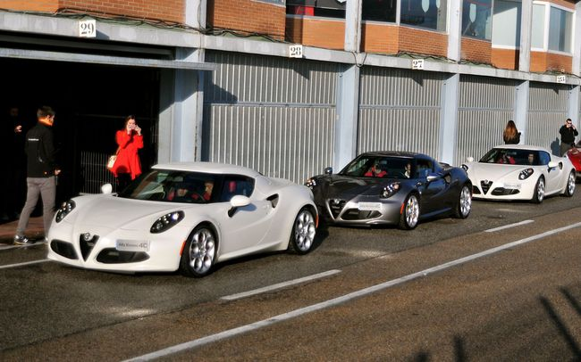 Alfa Romeo 4C prueba 06
