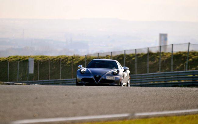 Alfa Romeo 4C prueba 09