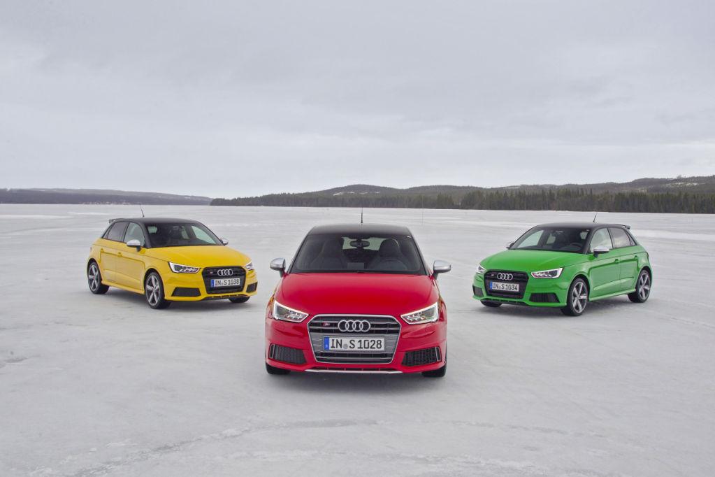 Audi S1, Audi S1 Sportback
