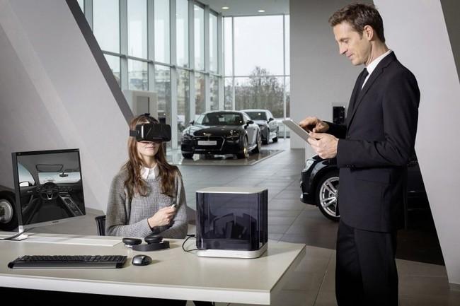 Audi VR Experience Realidad Virtual