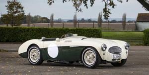 Austin-Healey 100S, la joya de carreras de los años 50