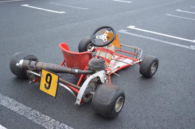 Ayrton Senna Kart 7