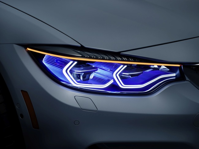 BMW M4 Iconic Lights Concept 2015 10