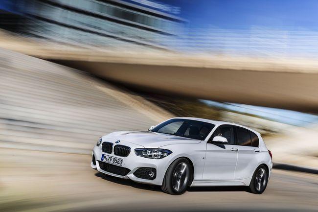 BMW Serie 1 2015 M Sport - 13