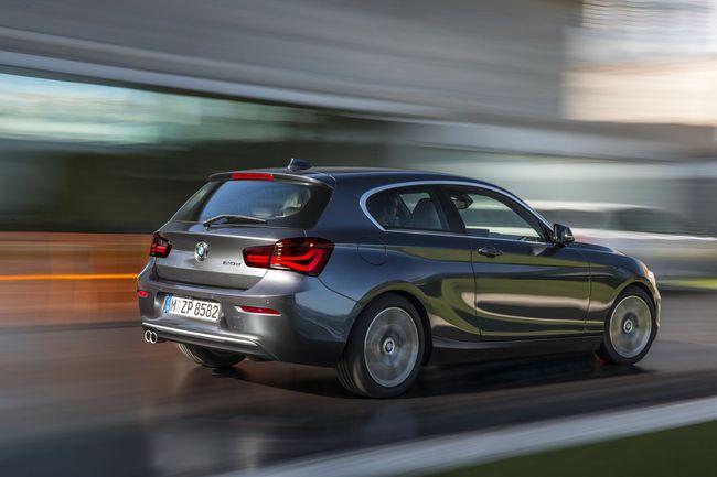 BMW Serie 1 2015 Urban Line - 06