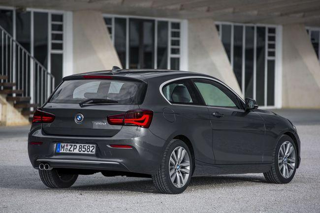 BMW Serie 1 2015 Urban Line - 09