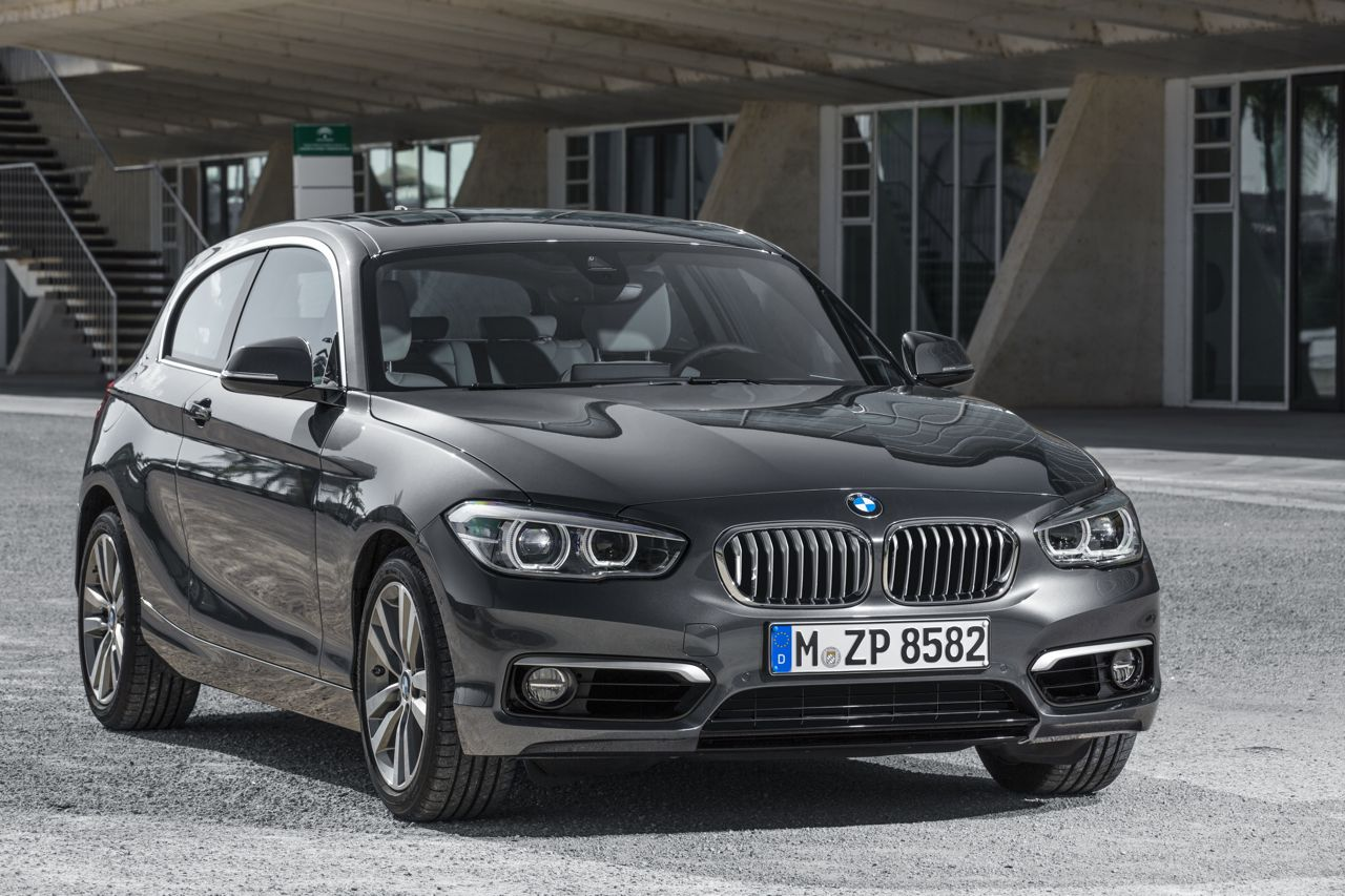 BMW Serie 1 2015 Urban Line – 13