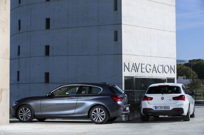 BMW Serie 1 2015 gama - 1