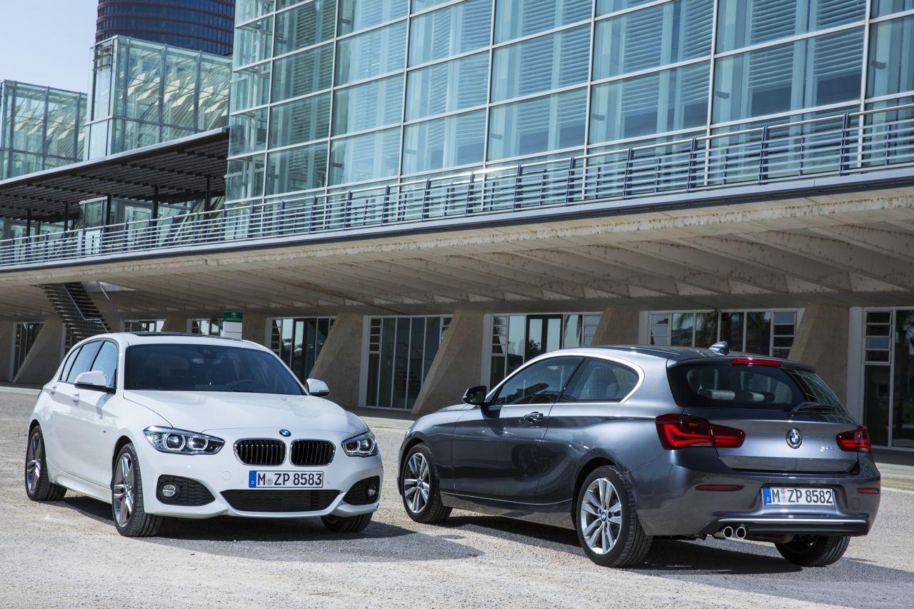 BMW Serie 1 2015 gama – 2