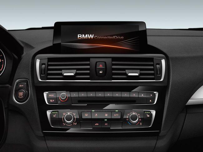 BMW Serie 1 2015 interior - 13