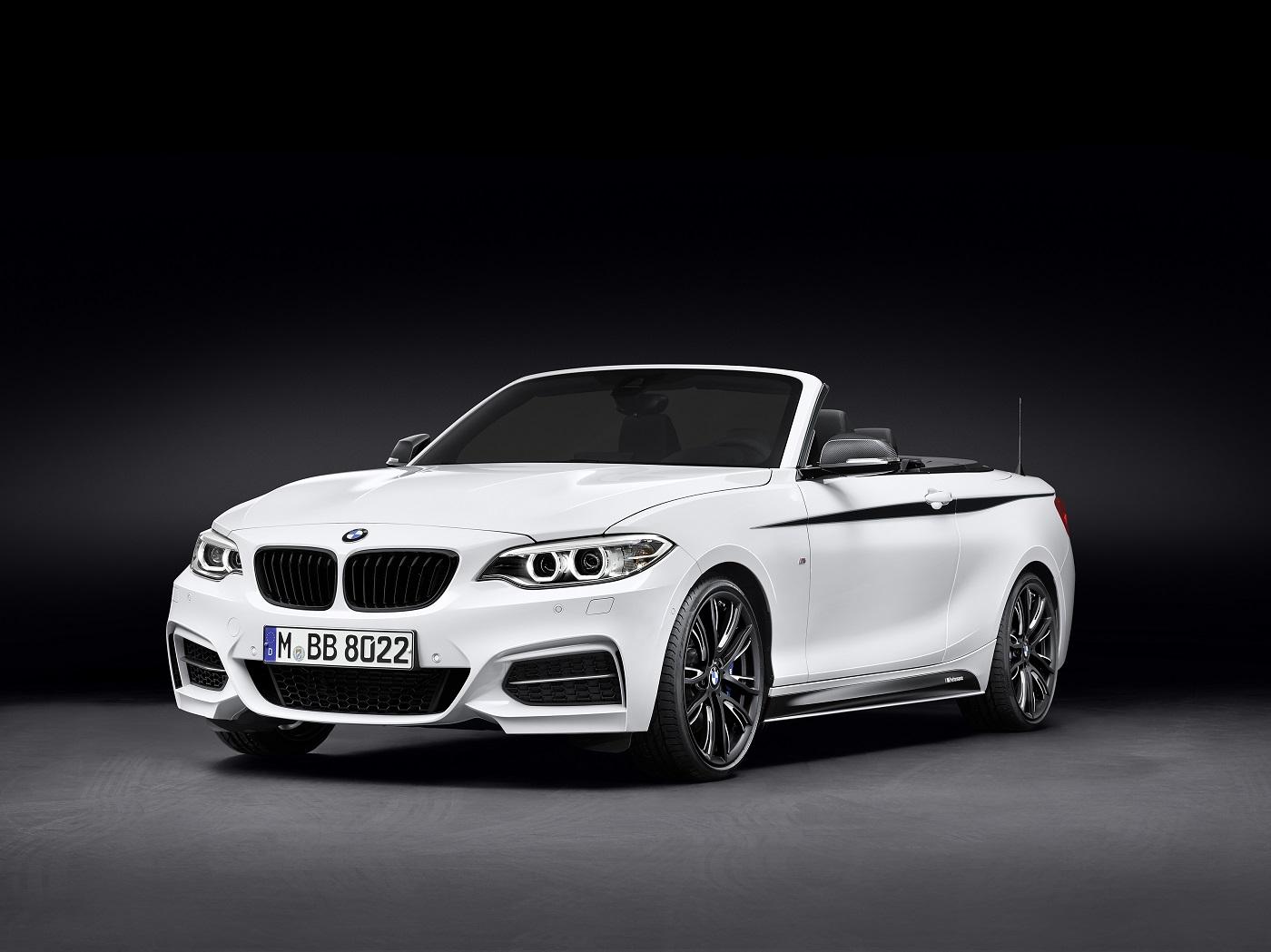 BMW Serie 2 Cabrio M Perfomance 2015 (1)