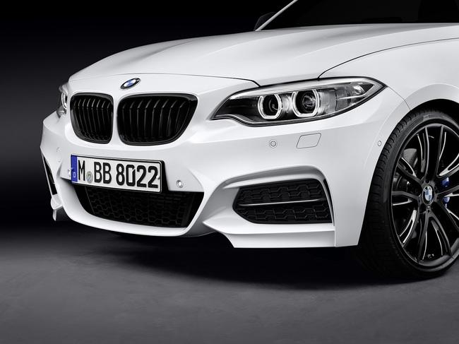 BMW Serie 2 Cabrio M Perfomance 2015 (5)