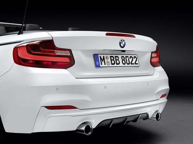 BMW Serie 2 Cabrio M Perfomance 2015 (6)