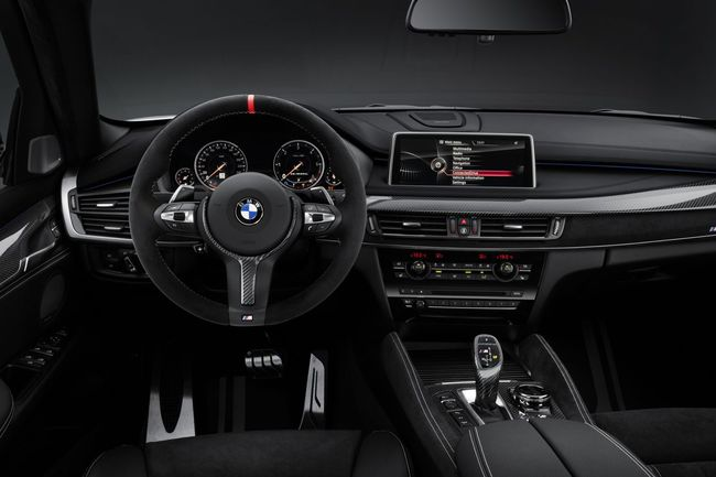 BMW X6 M Performance 2015 12