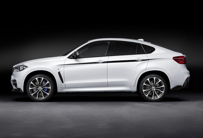 BMW X6 M Performance 2015 17