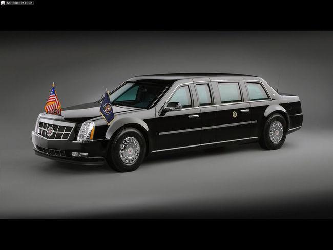 Cadillac Obama Limusina (1)