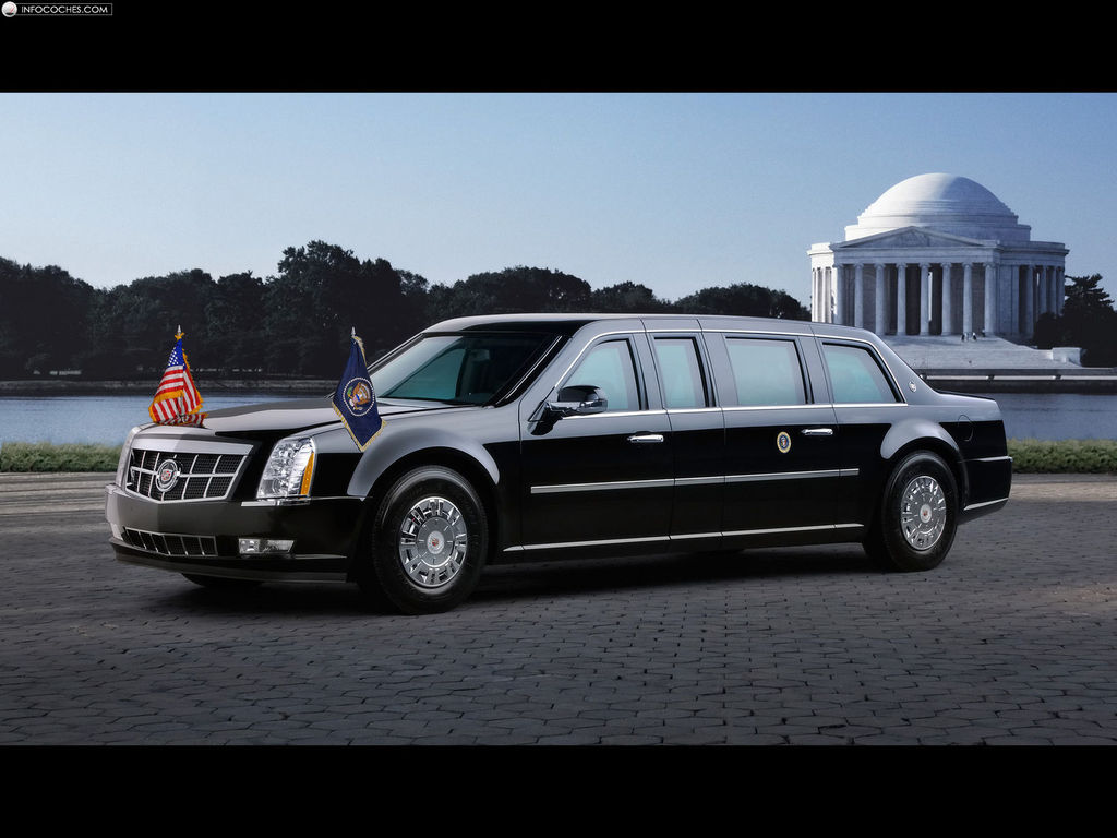 Cadillac Obama Limusina (4)