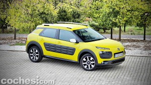 Prueba a fondo: Citroën C4 Cactus e-HDi 92 ETG6 (1/2)