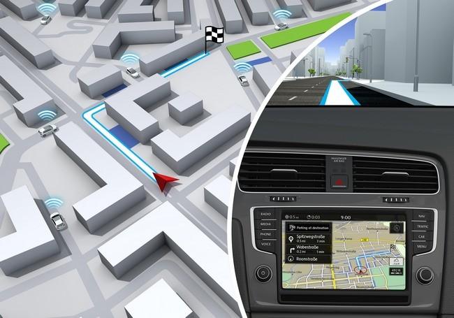 Conectividad de Volkswagen y Audi
