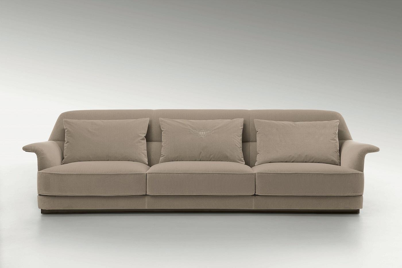 No querrás saber el precio de los muebles Bentley