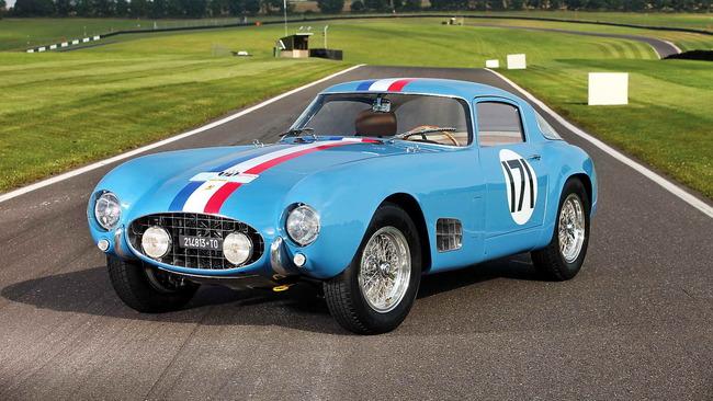 """Ferrari 250 GT Berlinetta Competizione """"Tour de France"""" by Scaglietti (1956) 01"""