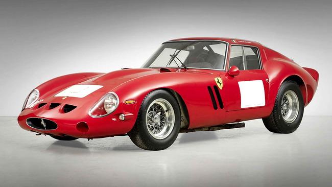 Ferrari 250 GTO Berlinetta by Scaglietti (1962 – 1963) 01