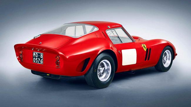 Ferrari 250 GTO Berlinetta by Scaglietti (1962 – 1963) 02