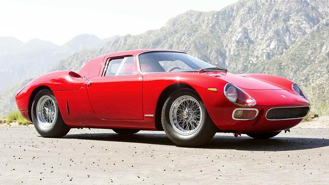 Ferrari 250 LM by Scaglietti (1964) 01