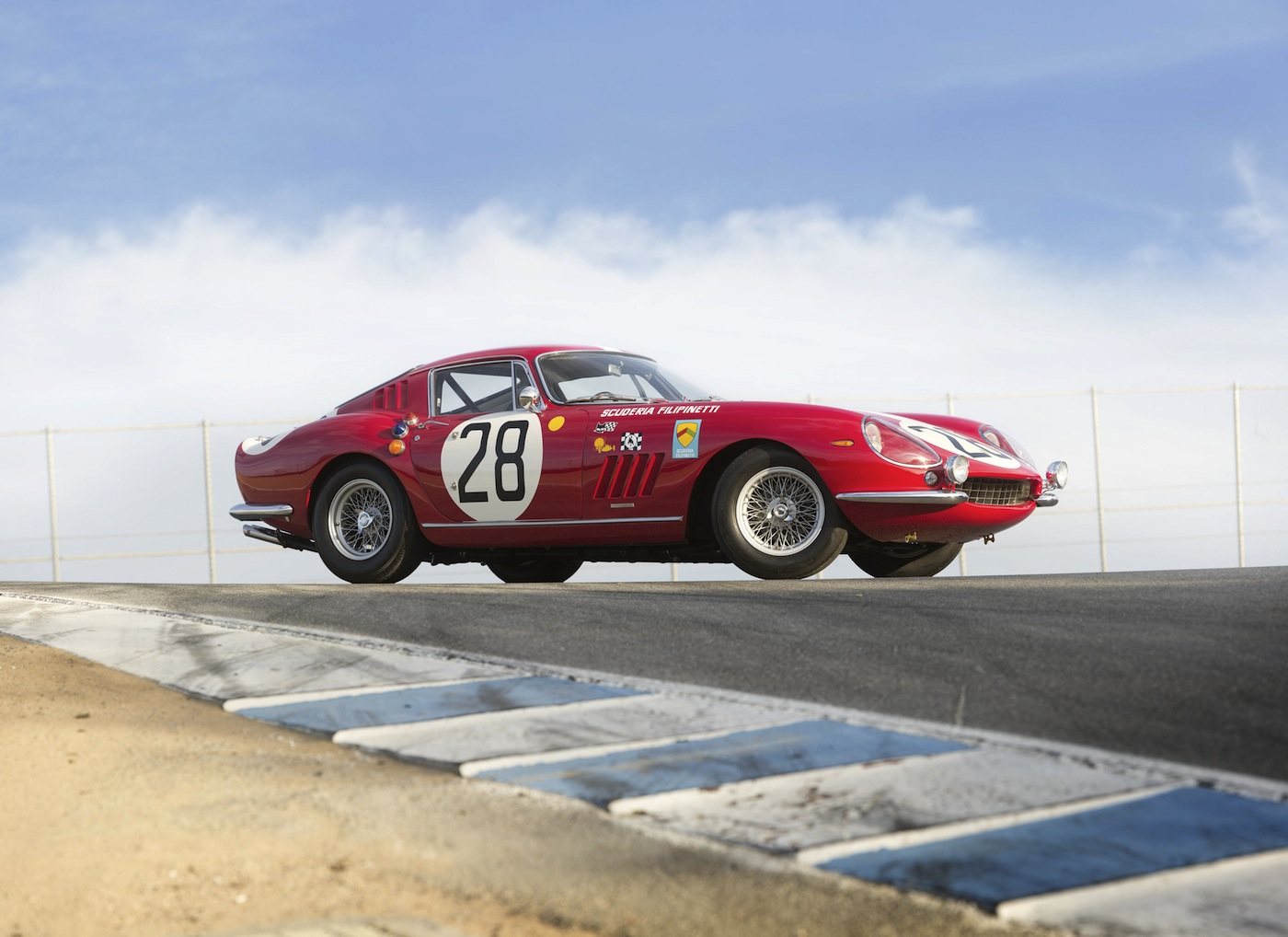 Ferrari 275 Berlinetta Competizione Gran Turismo Scaglietti 1966 01