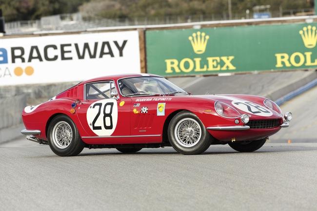 Ferrari 275 Berlinetta Competizione Gran Turismo Scaglietti 1966 04
