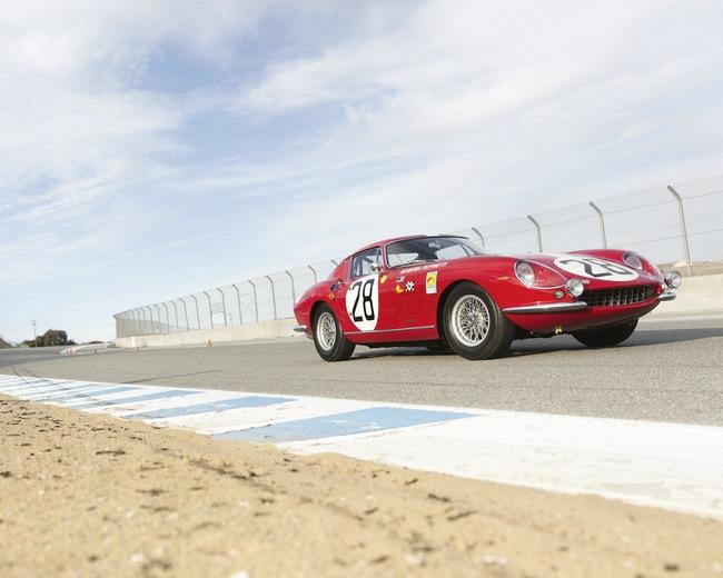 Ferrari 275 Berlinetta Competizione Gran Turismo Scaglietti 1966 06