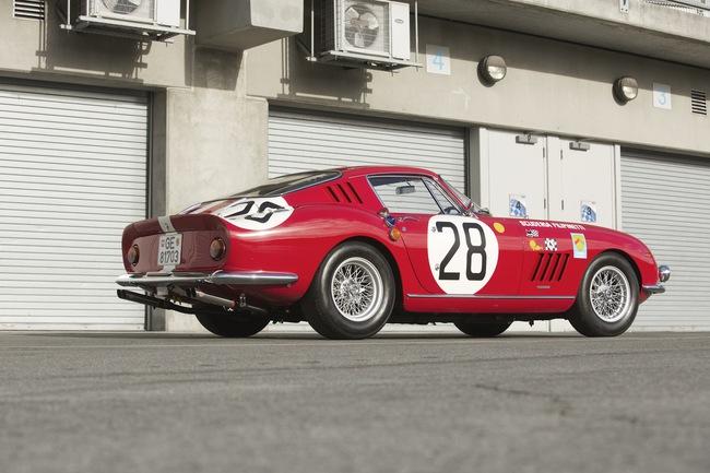 Ferrari 275 Berlinetta Competizione Gran Turismo Scaglietti 1966 15